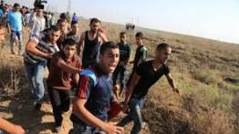 Seorang Remaja Palestina tewas dalam aksi demonstrasi di timur Dir Al-Balh