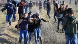 83 warga Gaza cedera dalam unjuk rasa Jumat