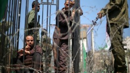 30 tahanan Palestina di penjara Israel mogok makan
