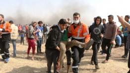 Lagi, 1 warga gugur dan 220 luka-luka akibat peluru zionis