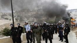 5 warga Palestina luka-luka dalam pembubaran demonstrasi di Al-Quds