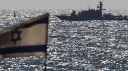 Israel dirikan tembok penghalang bawah laut di perbatasan Gaza