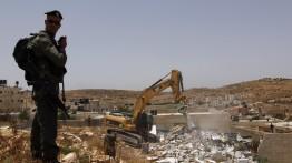 Sejak awal tahun 2018 pemerintah Israel gusur 132 bangunan warga Palestina di Yerusalem Timur