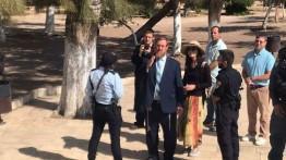 Anggota Knesset Israel Lakukan Kunjungan ke Masjid Al-Aqsa