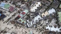Menuju Florida, badai Irma sapu kepulauan Karibia