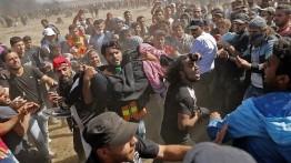 Anggota biro politik Hamas: Great March of Return akan berlanjut hingga tujuannya tercapai