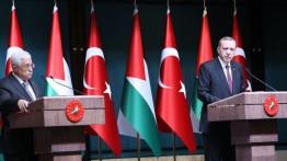 Senin mendatang Palestina dan Turki adakan Konferensi Tingkat Tinggi