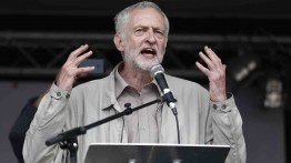 Ketua Partai Buruh Inggris, Jeremy Corbin tuntut pemerintah hentikan penjualan senjata ke Israel