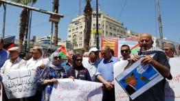Aktivis Palestina tolak kunjungan delegasi AS ke Palestina