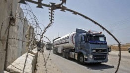 Pasca ketegangan, Israel kembali membuka penyeberangan Erez dan Kerem Shalom