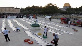 Israel halangi kegiatan jamaah Muslim di Masjid Al-Aqsha selama Ramadhan