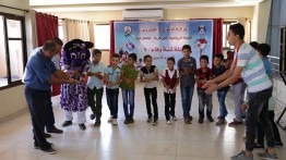 Tur untuk anak-anak tahanan Palestina di Gaza