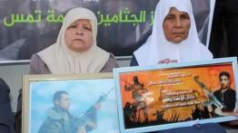 Demonstrasi di Nablus tuntut pengembalian jasad warga Palestina