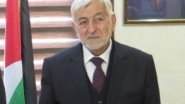 Pasukan Israel (IDF) menahan Menteri Pertanian Palestina