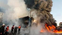 Serangan bom bunuh diri di Baghdad tewaskan 4 warga Iraq