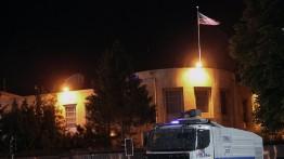 Kedubes Turki di Ankara diserang OTK