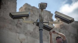 Israel pasang CCTV canggih di gerbang Al-Aqsa