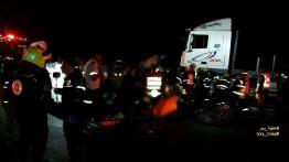 2 pasukan Israel tewas dan 10 lainnya luka-luka akibat ditabrak mobil truk