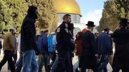 Timeline: Serangan Israel terhadap Masjid Al-Aqsa sepanjang tahun 2017