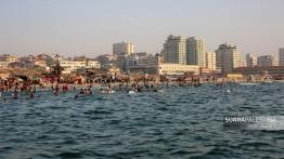 Pantai, satu-satunya tujuan wisata warga Gaza yang hidup menderita akibat blokade