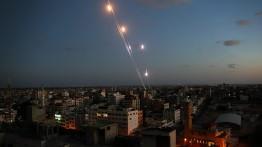 Pejuang Palestina tembakkan rudal ke permukiman Ilegal Israel
