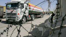 Israel menutup perbatasan Gaza, menghalangi penyaluran bantuan
