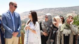 Pangeran William mendarat di Israel untuk kunjungan resmi ke Yerusalem