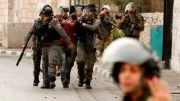 Bentrok di Al-Quds, 2 remaja Palestina dipukuli dan ditangkap pasukan Israel