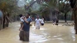Topan Mekunu sapu pantai selatan Semenanjung Arab dan pulau Socotra, 40 warga dilaporkan hilang
