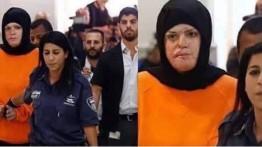 Israa Jaabees terima penghargaan 'Woman of Palestine' 2018