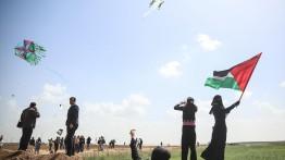 Israel Khawatir teror balon dan layang-layang pembakar meluas ke Tepi Barat
