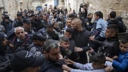 Israel mengusir keluarga Palestina dari Yerusalem