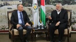 Media Israel: Hamas kirim pesan gencatan senjata melalui Mladenov