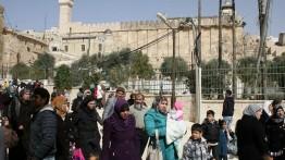 Selama Januari 2018, 49 kali Israel larang kumandang Adzan di Masjid Ibrahimi