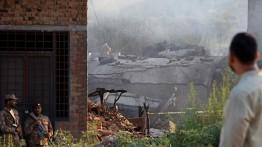 Insiden jatuhnya pesawat militer di Pakistan tewaskan 18 orang