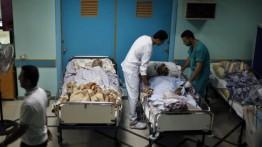 Kementerian Kesehatan Gaza: Situasi kesehatan di Gaza berada di ambang keruntuhan