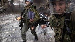 IDF tangkap 295 warga Palestina dalam bulan November