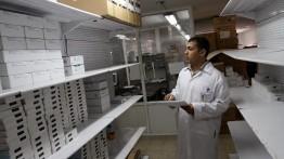 Kementerian Kesehatan Gaza umumkan kekurangan obat-obatan