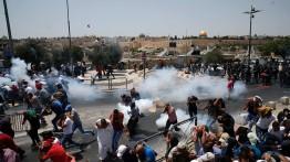 2 gugur dan 301 luka-luka dalam demonstrasi di Palestina menolak deklarasi Donald Trump