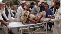 Ledakan bom di sebuah Masjid di Afganistan, 62 jama'ah meninggal dunia saat melaksanakan sholat Jum'at