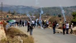 Bentrokan antara warga dan militer Israel kembali pecah di Ramallah