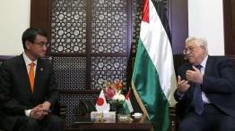 Jepang ajak Israel dan Palestina kembali berunding