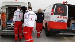 Tenaga medis darurat Palestina, pekerjaan vital berbahya