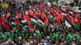Umat Islam di sejumlah negara gelar aksi bela Palestina