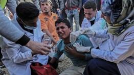 Kemenkes Palestina: Setiap 5 jam, tim medis diharuskan menangani 700 pasien baru korban serangan brutal Israel di perbatasan