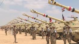 Mesir tuan rumah latihan militer negara-negara Arab