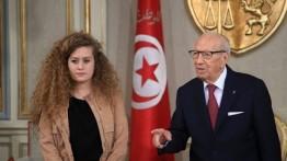 Ahed Tamimi disambut Presiden Tunisia