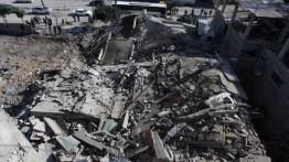 30 rumah hancur dan 500 lainnya rusak akibat serangan Israel