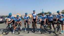 Pertama kalinya, Atlet Israel ikut kejuaran balap sepeda di UEA