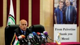 Warga Palestina sambut baik pembatalan pertandingan Argentina-Israel